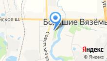 Цветы России на карте