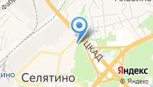Бэлкони на карте