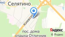Руфос на карте