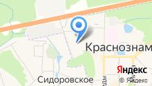 Адвокат Александровский А.В. на карте