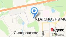 Бутик свадебных и вечерних платьев Евгении Гомозовой на карте