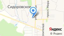 Территориальная избирательная комиссия г. Краснознаменска на карте