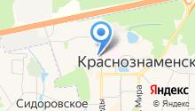 Альянс-96 на карте