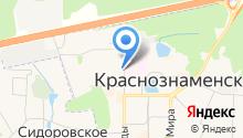 Заточная мастерская на карте