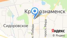 Общественная приемная губернатора Московской области Воробьева А.Ю. на карте