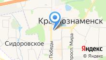 Русские Узоры на карте