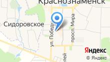 ЛИФТЕК1 на карте