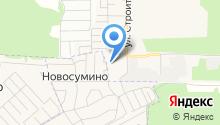 Стиль-1 на карте