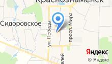 Совет ветеранов космодрома Байконур на карте
