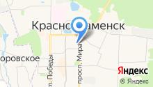 """ООО Агентство недвижимости """"Эстейт"""" на карте"""