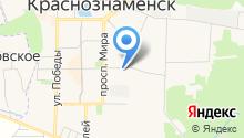 Единая дежурная диспетчерская служба на карте