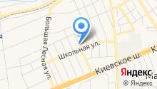 Апрелевская средняя общеобразовательная школа №4 на карте