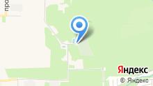 Краснознаменское кладбище на карте
