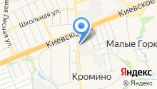 Амаре на карте