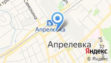 Апрелевский отдел полиции на карте