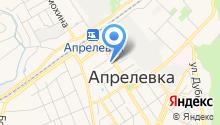 Апрелевский завод рентгенотехники, ЗАО на карте