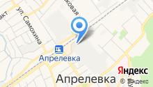 ПЭТ-ТРИОТ на карте