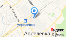 Aprelovka.ru на карте