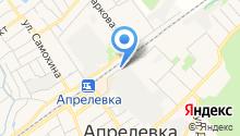 Текстильный центр на карте