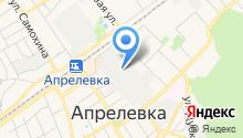 СТРОЙ-АС на карте