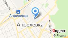 АПИ ГРУПП на карте