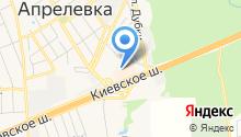 Воздушные шарики в Апрелевке - Гелиевые воздушные шары с доставкой на карте