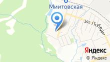 Голдстар на карте