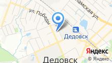 ДЕФО на карте