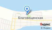 Детский сад №8 на карте