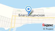 Администрация Благовещенского сельского округа на карте