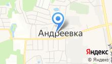 Нотариус Гордеенков П.И. на карте