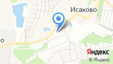 Павловский квартал на карте
