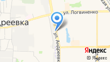 Топтыжка на карте