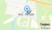 Русинка на карте