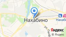 Отдел вневедомственной охраны Управления МВД России по Красногорскому району на карте
