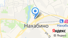 Федерация каратэ Красногорского района на карте