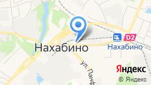 ИнТерПартс на карте