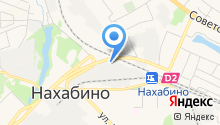 Руфмед на карте