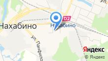 Клуб самбо профессора Е.Л. Глориозова на карте