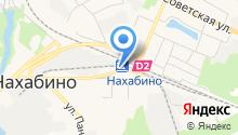 Burger way на карте