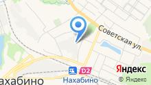 Протектор НЕКСТ на карте