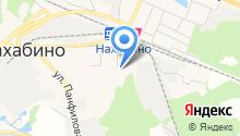 Нахабинская школа искусств на карте