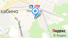 Администрация Красногорского муниципального района на карте