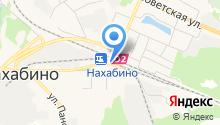Магазин хозтоваров и спецодежды на Институтской на карте