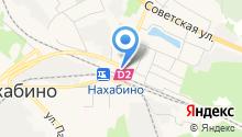 Крастрансагентство на карте