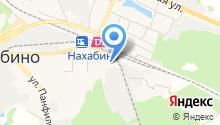 Unital на карте