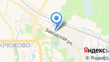 Центр по тонировке автомобилей на карте