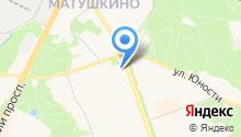 Адвокатский кабинет Хасанова М.А. на карте