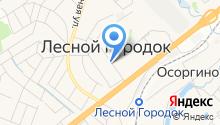 Общественная приемная главы Одинцовского района Андрея Иванова на карте