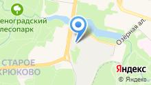 ТИЭНСИ-ТРЕЙД на карте